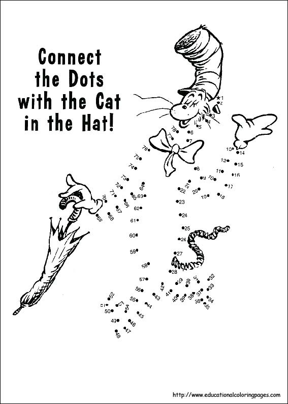 Free Printable Dr.Seuss Coloring Pages  Coloring Pages For Kids Dr Seuss coloring pages