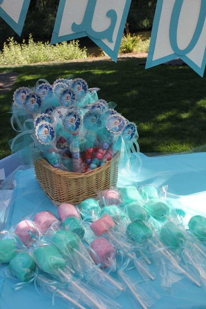 Frozen Birthday Party Ideas For Summer  83 best Frozen in Summer Birthday Party images on