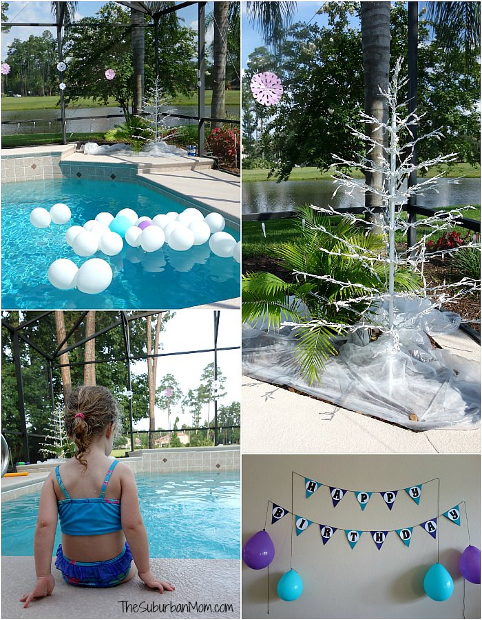 Frozen Birthday Party Ideas For Summer  Frozen Birthday Party Decorations Food Games Printables