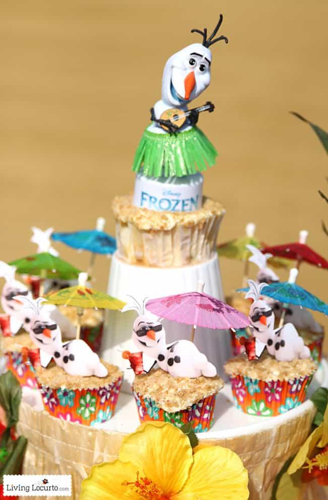 Frozen Birthday Party Ideas For Summer  Disney Frozen Summer Birthday Party Ideas