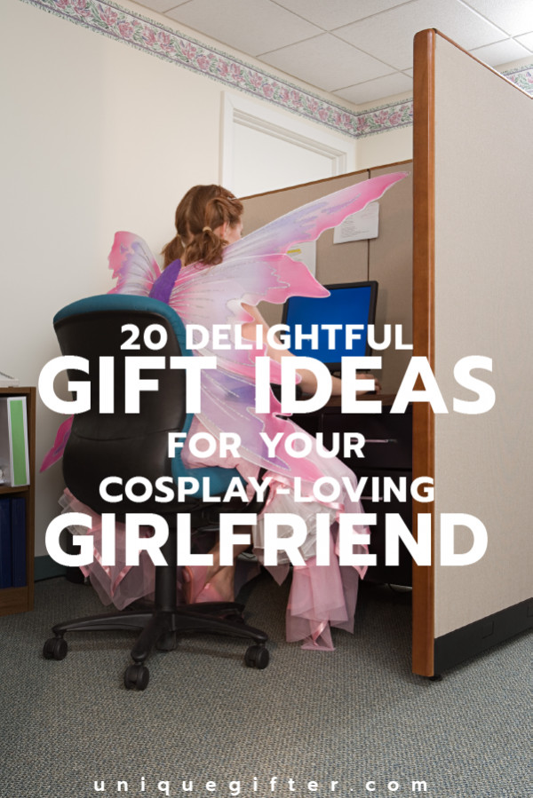 Fun Gift Ideas For Girlfriends  20 Gift Ideas for Your Cosplay Loving Girlfriend Unique