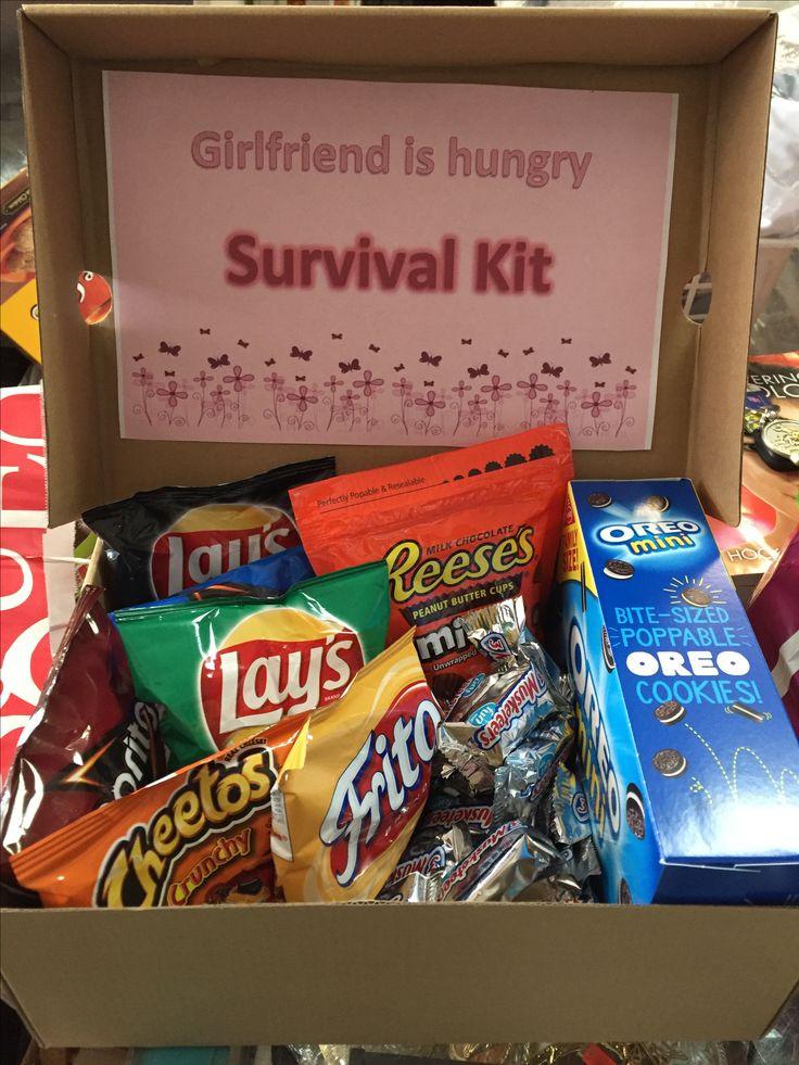 Fun Gift Ideas For Girlfriends  Best 25 Girlfriend birthday ideas on Pinterest