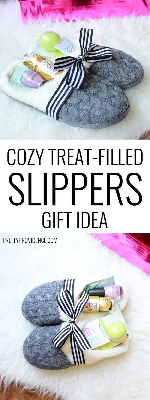 Fun Gift Ideas For Girlfriends  Cute Gifts to Make For Her