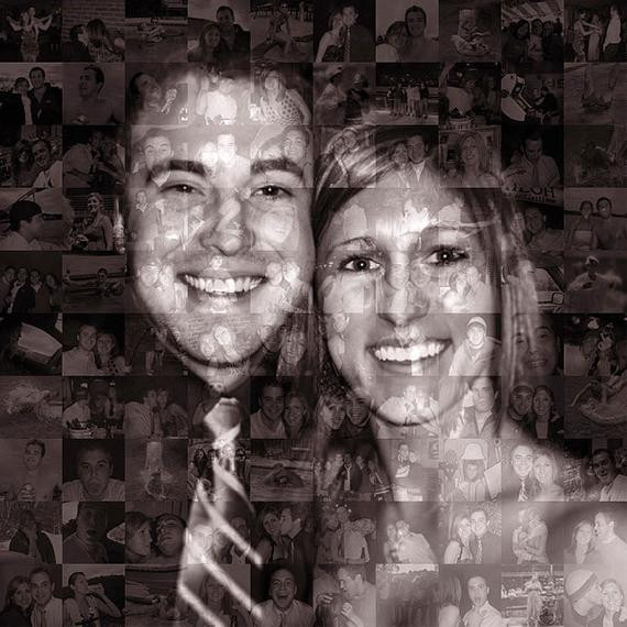 Fun Gift Ideas For Girlfriends  Anniversary Gift for Wife Girlfriend Parents Mosaic