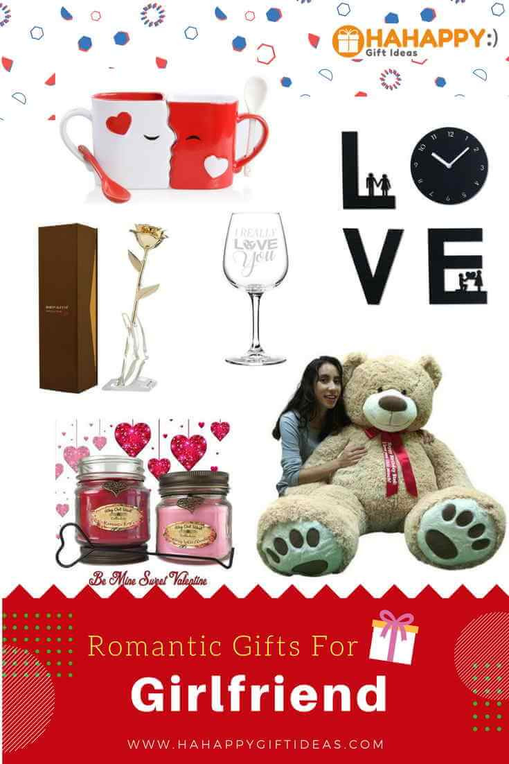 Fun Gift Ideas For Girlfriends  21 Romantic Gift Ideas For Girlfriend Unique Gift That