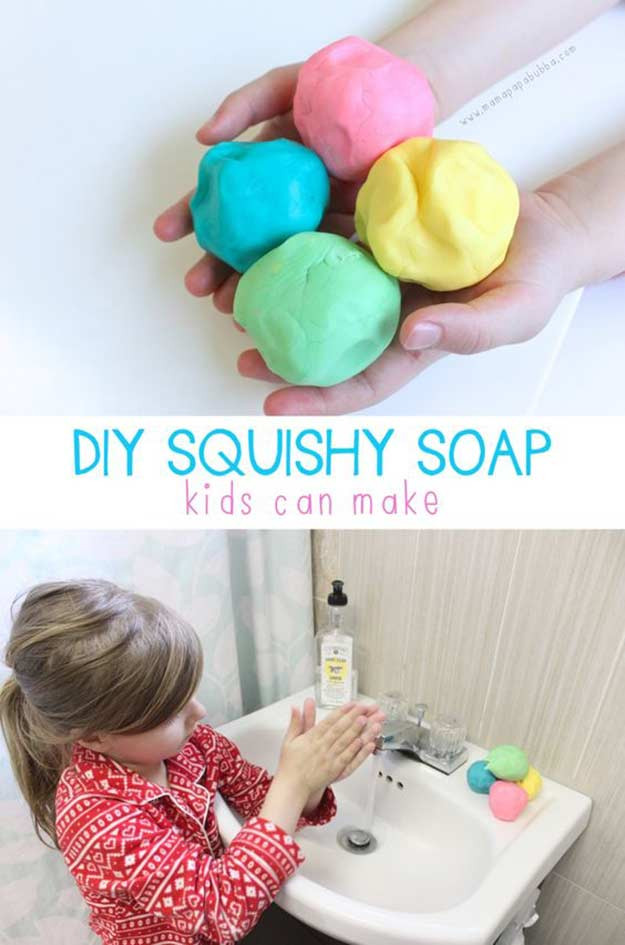 Fun Things To Make With Kids  35 Lush Inspired DIY Beauty Products DIY Projects for Teens
