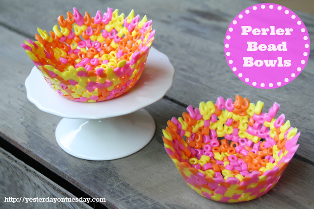 Fun Things To Make With Kids  18 THINGS TO MAKE WITH BEADS THAT AREN T JEWELRY Moms