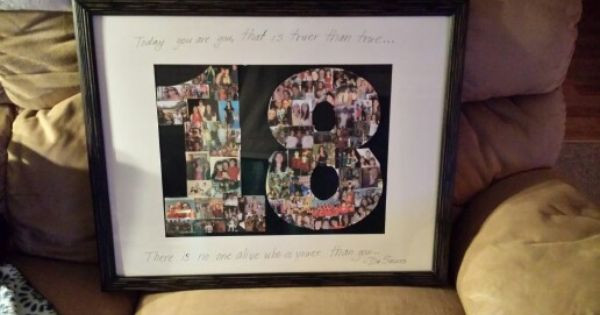 Funny 18Th Birthday Gifts  Great 18th birthday t t ideas