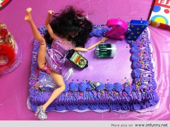 Funny 21St Birthday Cake  funniest cake