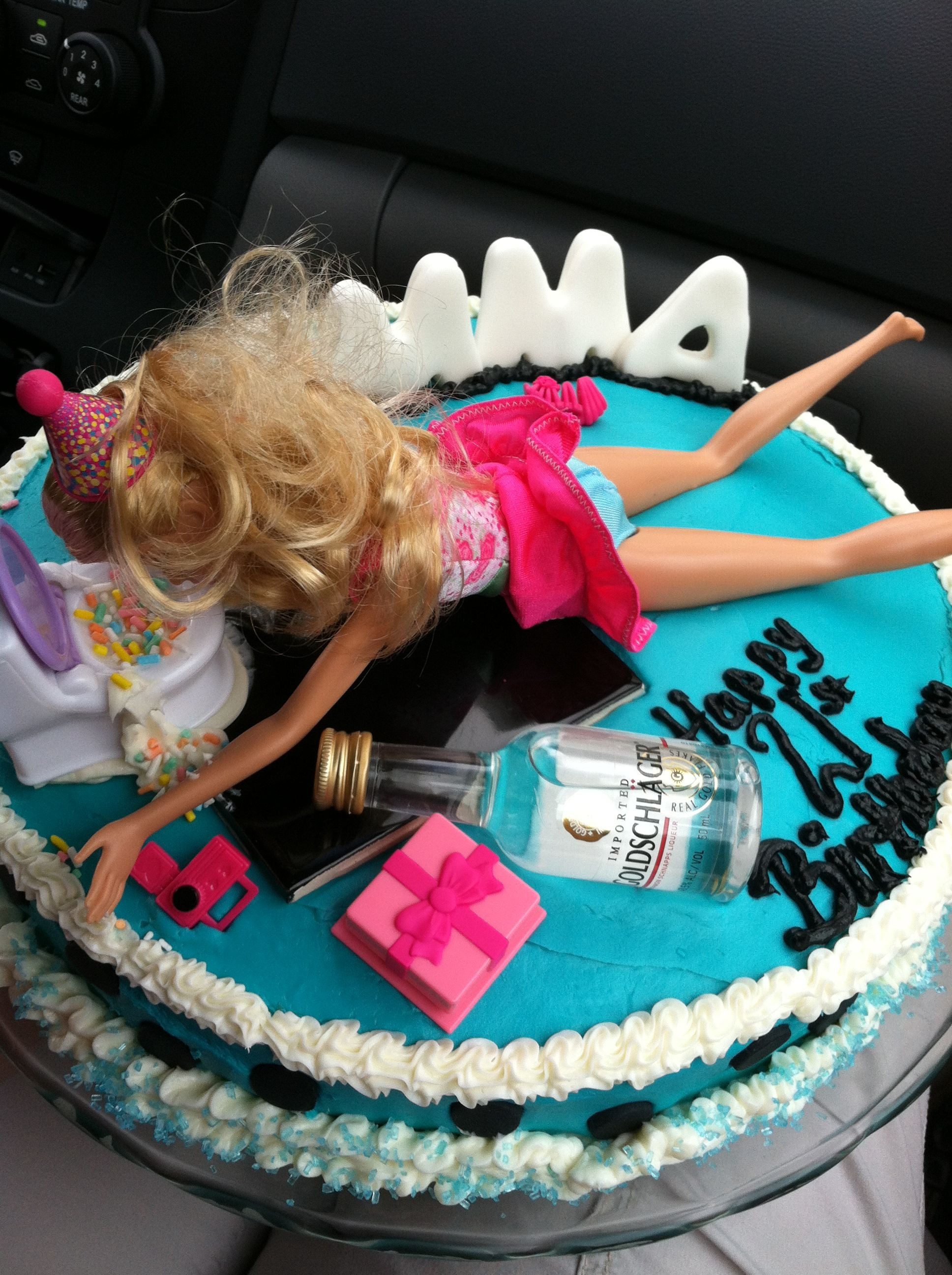 Funny 21St Birthday Cake  21st birthday cake Funny