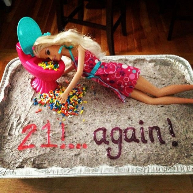 Funny 21St Birthday Cake  55 best images about 21st birthday ideas on Pinterest