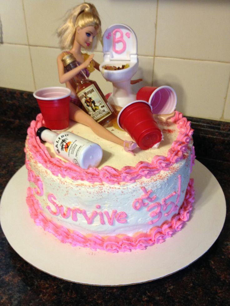 Funny 21St Birthday Cake  21 Clever and Funny Birthday Cakes