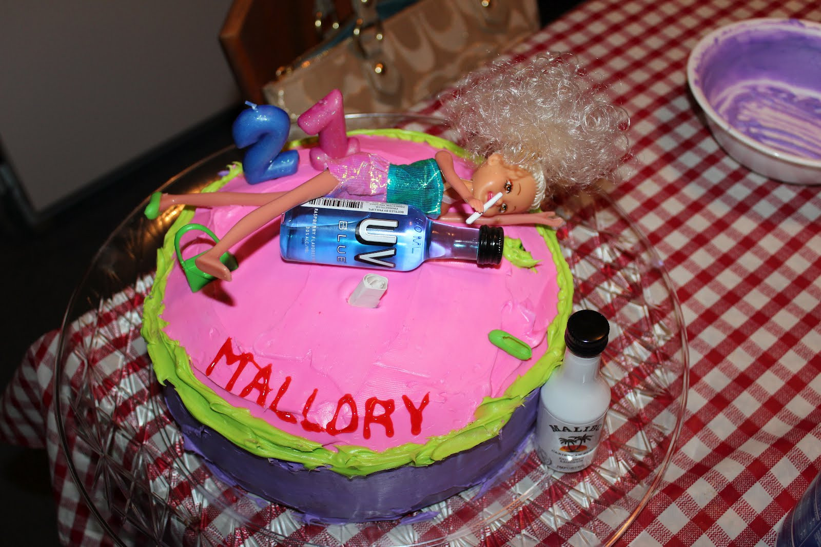 Funny 21St Birthday Cake  Just picture it 21st Birthday Cake