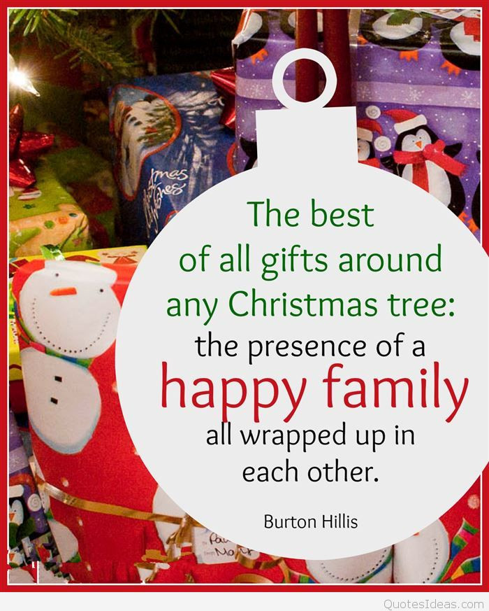 Funny Family Christmas Quotes  merry christmas quote