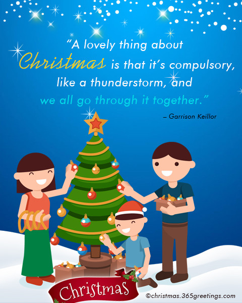 Funny Family Christmas Quotes  Funny Christmas Quotes and Sayings Christmas Celebration
