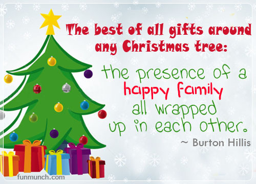 Funny Family Christmas Quotes  20 Christmas Quotes Filled With Cheer