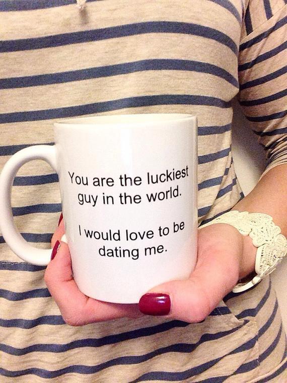 Funny Gift Ideas For Boyfriend  Valentine s Gift for Him Funny Valentine s Gift
