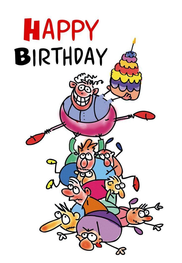 Funny Happy Birthday Photo  137 best Birthday Cards images on Pinterest