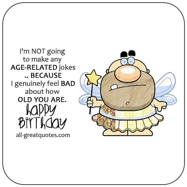 Funny Happy Birthday Quotes For Her  Funny Birthday Wishes Poems Write Birthday Card Funny