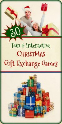 Funny Holiday Gift Exchange Ideas  30 Christmas Gift Exchange Game Ideas