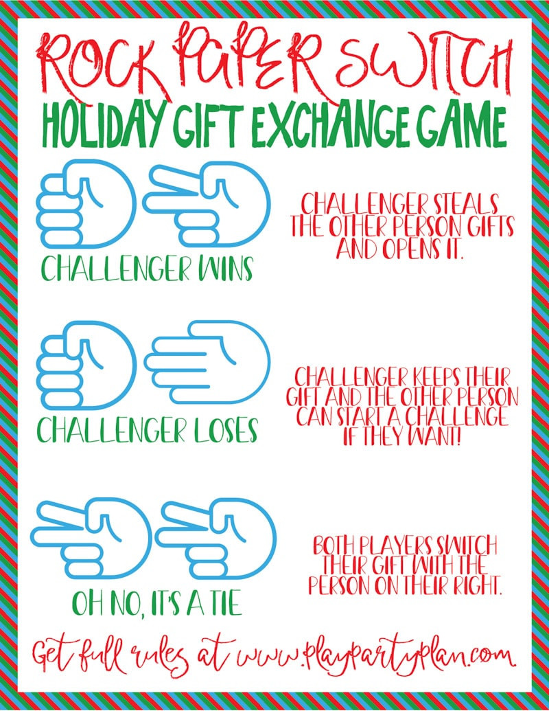 Funny Holiday Gift Exchange Ideas  11 Fun & Creative Gift Exchange Games You Have to Try