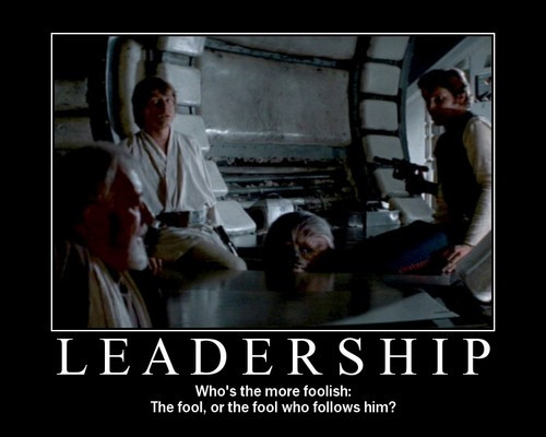 Funny Leadership Quotes  FUNNY LEADERSHIP QUOTES FROM MOVIES image quotes at