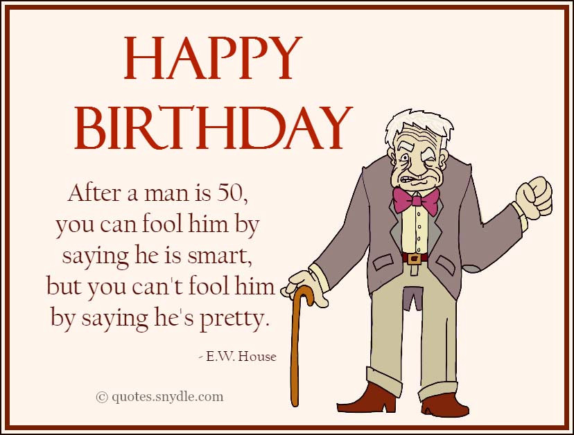 Funny Sayings For 50Th Birthday  50th Birthday Quotes Quotes and Sayings