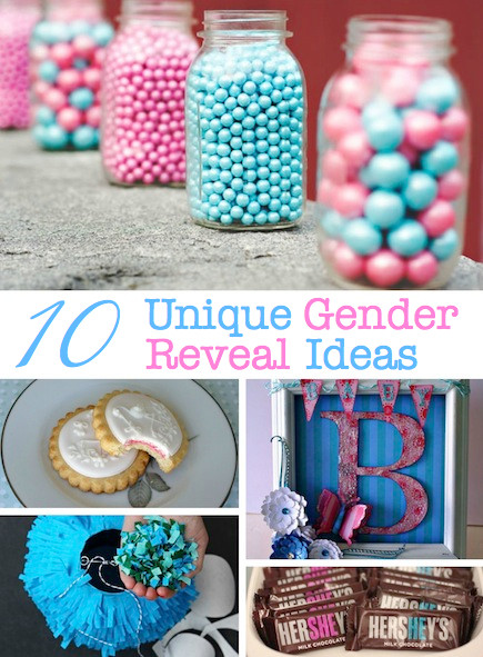 Gender Reveal Ideas For Party  10 Unique Gender Reveal Party Ideas Craftfoxes