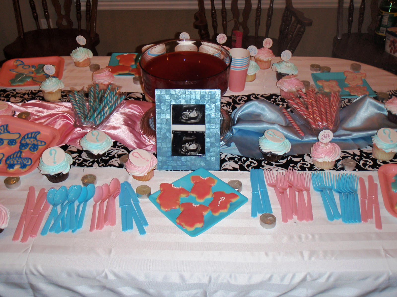 Gender Reveal Ideas For Party  Keeping up with the Kehrlis gender reveal party details