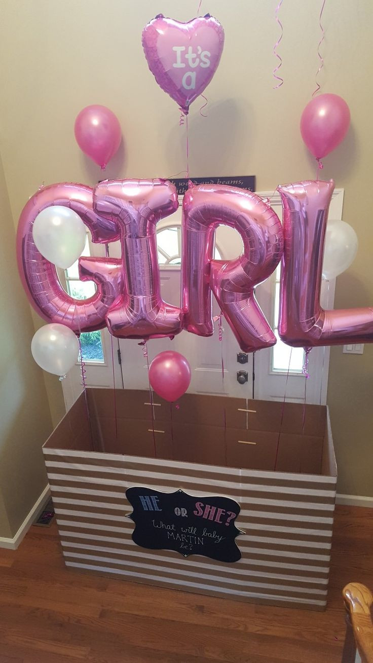 Gender Reveal Ideas For Party  Best 25 Gender reveal parties ideas on Pinterest