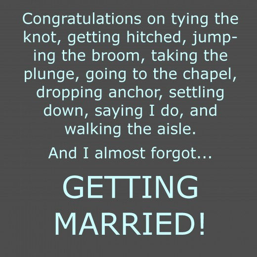 Getting Married Quotes Funny  Quotes About Getting Married QuotesGram