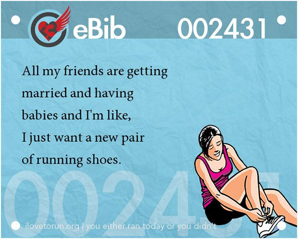 Getting Married Quotes Funny  Runner Jokes 17 All my friends are ting married and