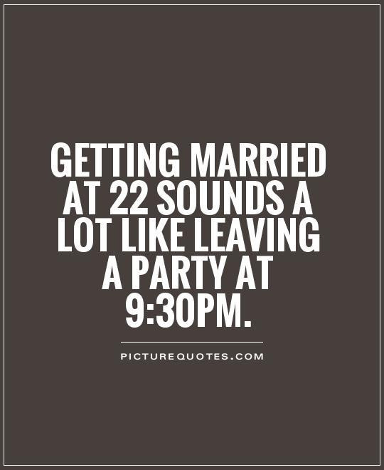 Getting Married Quotes Funny  Funny Marriage Quotes & Sayings