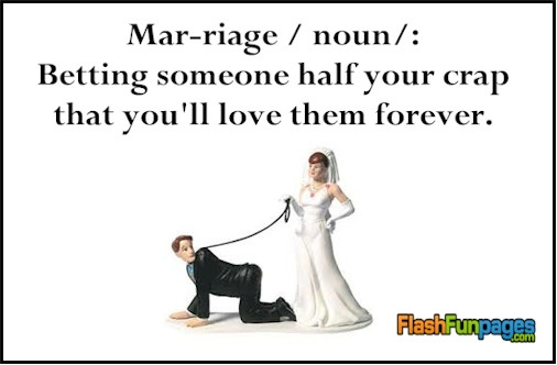 Getting Married Quotes Funny  Getting Married