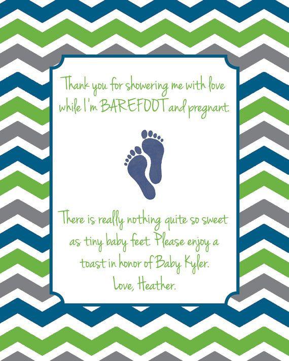 Gift Ideas For Baby Shower Host  Shower Hostess Gift Baby Shower Thank You Gift for