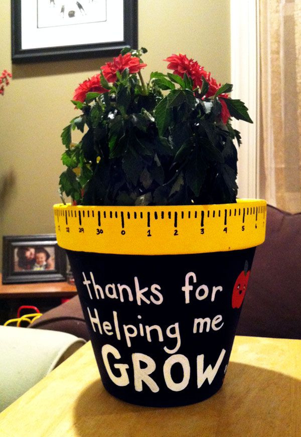 Gift Ideas For Babysitter Daycare Provider  a teacher t i personalized for peanut s last day at
