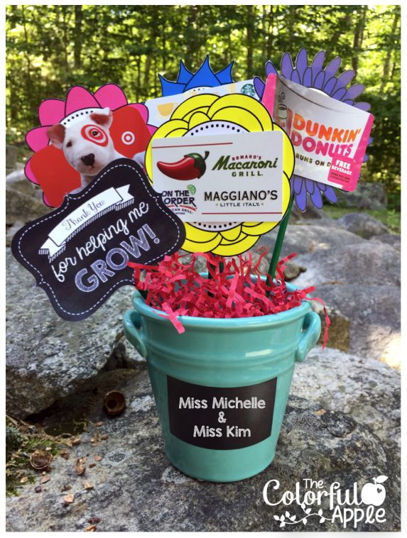 Gift Ideas For Babysitter Daycare Provider  25 best ideas about Daycare Teacher Gifts on Pinterest