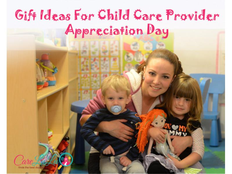 Gift Ideas For Babysitter Daycare Provider  Gift Ideas for Child Care Provider Appreciation Day