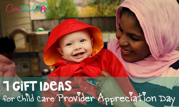 Gift Ideas For Babysitter Daycare Provider  7 Gift Ideas for Child Care Provider Appreciation Day