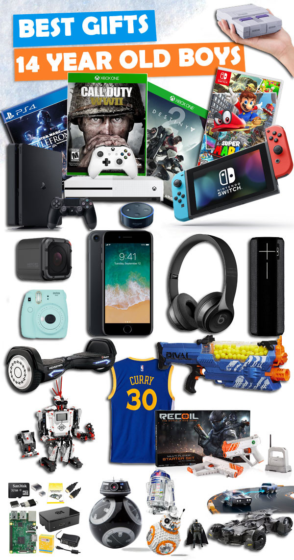 Gift Ideas For Boys Age 10  Gifts For 14 Year Old Boys
