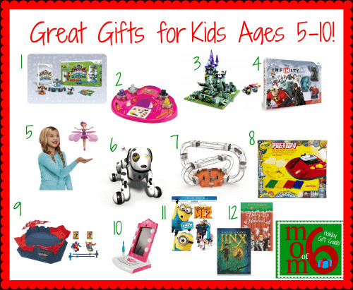 Gift Ideas For Boys Age 10  Great Gifts for Kids Ages 5 10 Mom 6