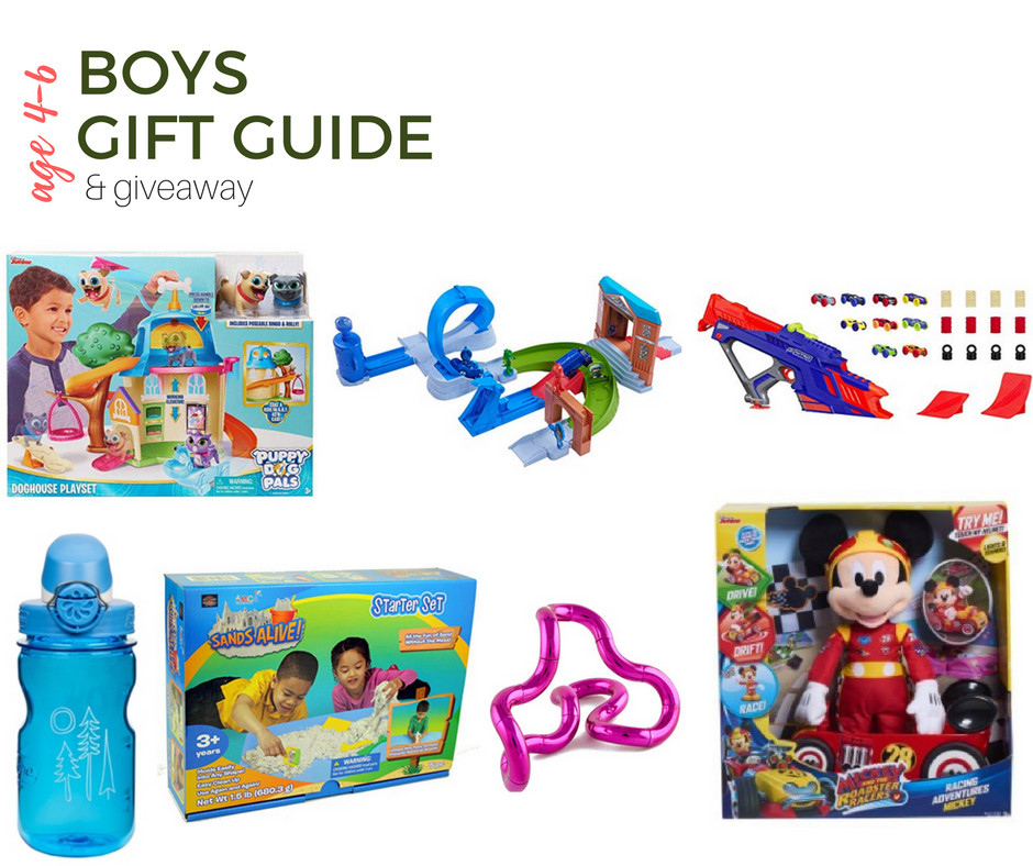Gift Ideas For Boys Age 10  2017 Top Gifts for Boys Age 4 6