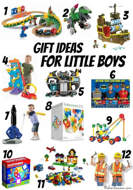 Gift Ideas For Boys  Gift Ideas for Little Boys ages 3 6