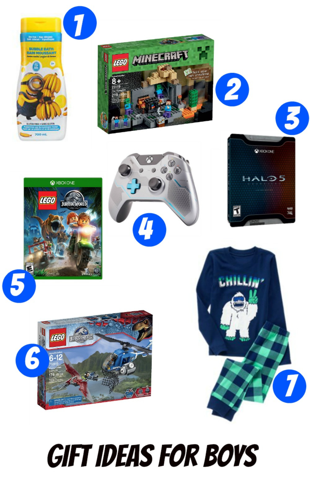 Gift Ideas For Boys  Gift Ideas For Boys