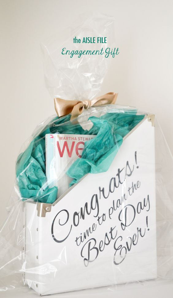 Gift Ideas For Engaged Couples  Engagement Gift Kit