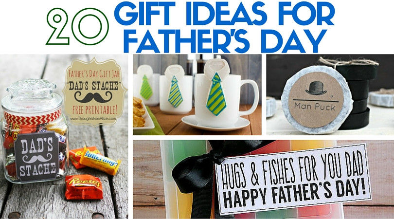 Gift Ideas For Father'S Day  20 Gift Ideas for Father s Day