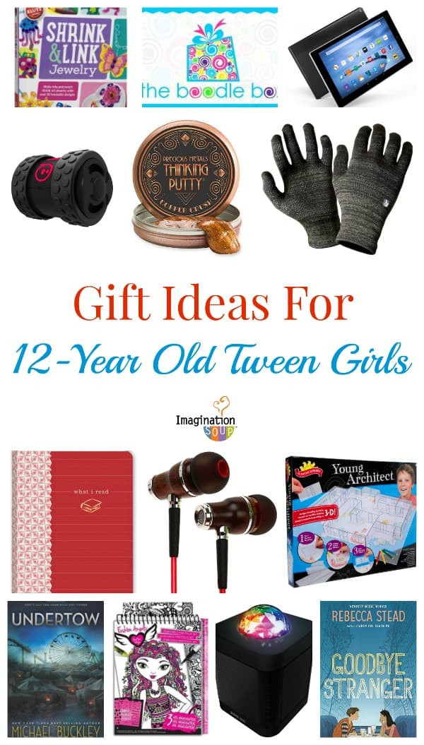 Gift Ideas For Girls 10 Years Old  Gifts for 12 Year Old Girls