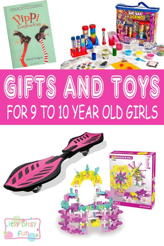 Gift Ideas For Girls 10 Years Old  Best Gifts for 9 Year Old Girls in 2017