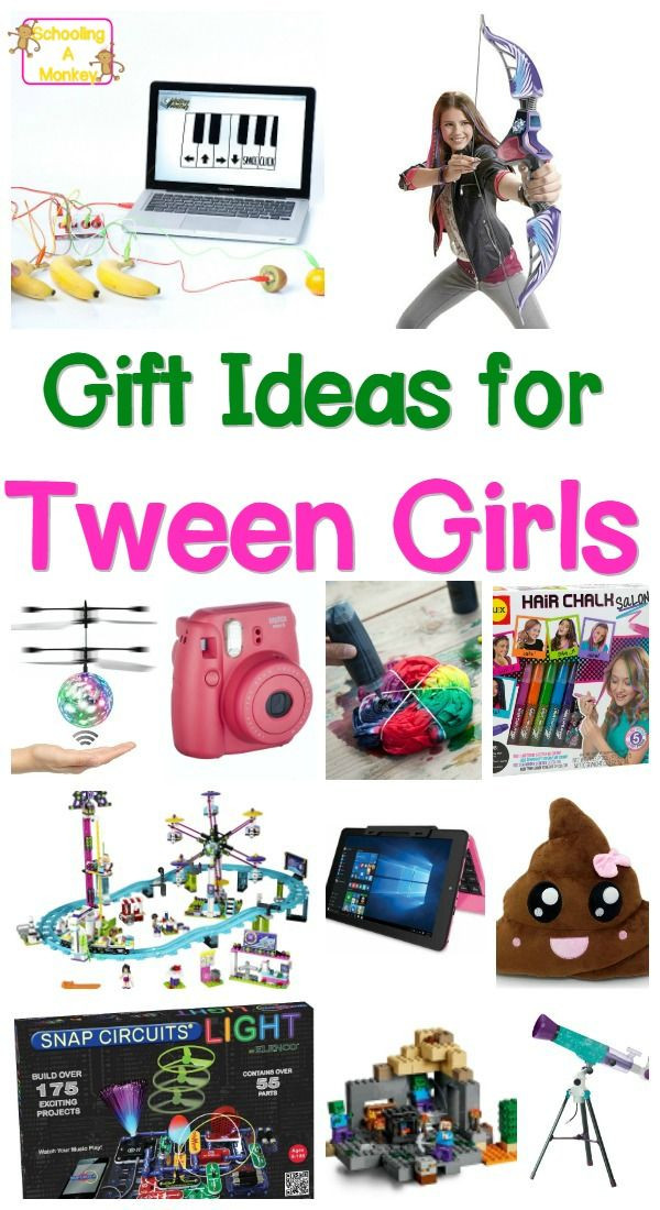 Gift Ideas For Girls 10 Years Old  10 Year Old Girl Gift Ideas for Girls Who are Awesome