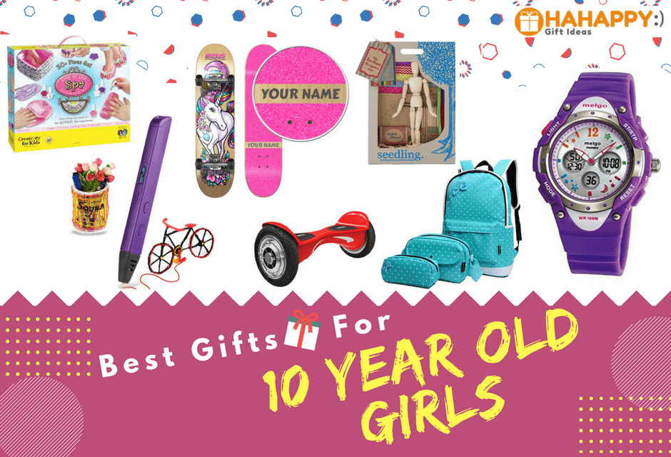 Gift Ideas For Girls 10 Years Old  12 Best Gifts For 10 Year Old Girls Creative and Fun